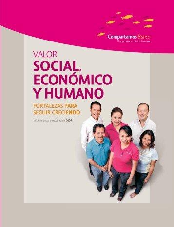 Reporte anual 2009 - Reforma