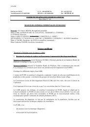 PV Conseil Communal 25 mai 2012 - Saint-Georges-sur-Meuse