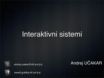 Andrej UČAKAR