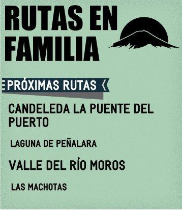 RUTAS EN FAMILIA