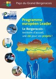 Plaquette - Pays de Bergerac