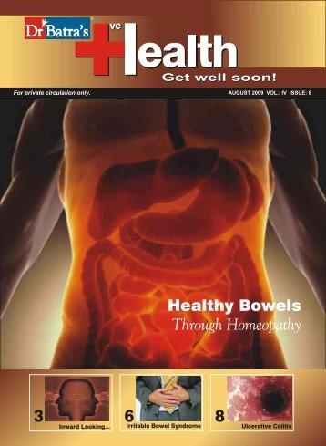 Ulcerative Colitis - Dr Batras