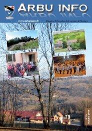 Arbu Info 10 - Accueil - Commune d'Arbusigny