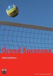 n° 21 - Grand-Saconnex informations juin 2011