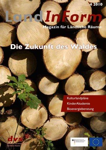 Im Fokus: Die Zukunft des Waldes - KSOW
