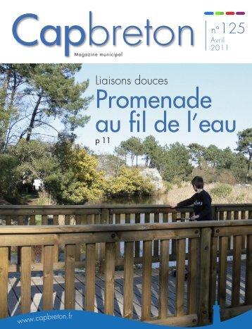 Bulletin N°125 (avril 2011) - Ville de Capbreton