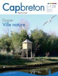 Bulletin N°128 (janvier 2012) - Ville de Capbreton