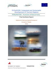 Final Synthesis Report - South and East European Development ...