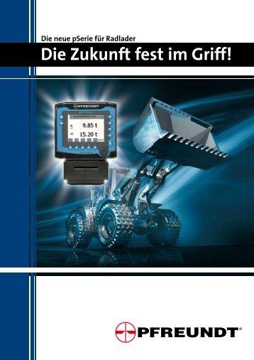 Die Zukunft fest im Griff! - Pfreundt GmbH