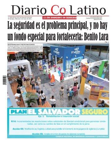 Edición 03 de Junio de 2015