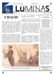 CHAUD! - Obscure cities archives