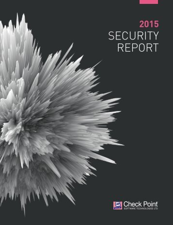 CheckPoint-2015-SecurityReport