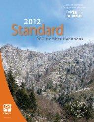 CIGNA Standard PPO Member Handbook - Group Insurance