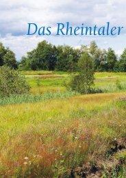 Schollenriet Mitten in der St.Galler Rhein- ebene liegt das  ... - Natürlich
