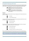 InstruÇÕes Manual de - Utax - Page 4