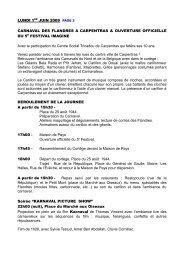 Télécharger le programme du festival 2009 au format PDF