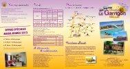 Tarifs 2013 - Avignon et Provence