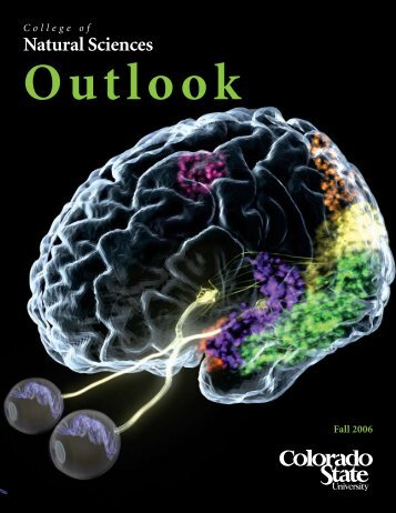 Outlook Fall 2006 - College of Natural Sciences - Colorado State ...