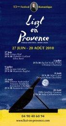 Prog:Mise en page 1 - Avignon et Provence