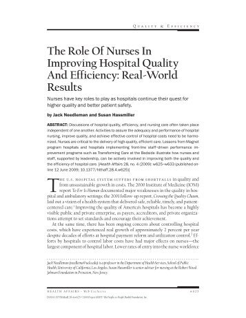 equipped for efficiency improving nursing care And psychological needs of nursing staff is crucial to improving patient care and nursing efficiency of the nursing station is equipped hcd magazine hcd.