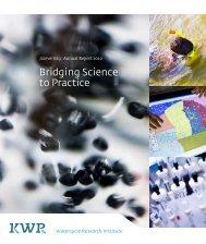 de jaarverslagen van 2010 en 2009 - KWR Watercycle Research ...