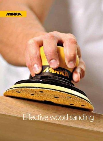 Mirka Wood Sanding Brochure - Movac Group Limited