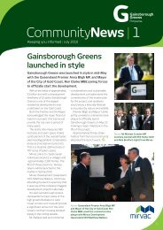 CommunityNews | 1 - Mirvac Development