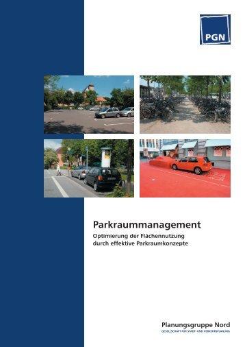 Parkraummanagement - PGN