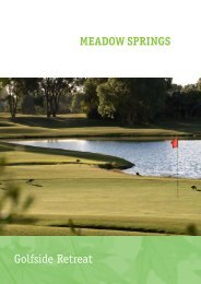 Golfside Retreat