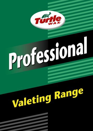 professional valeting system