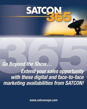 SATCON 365 - JD Events