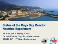 Status of the Daya Bay Reactor Neutrino Experimen