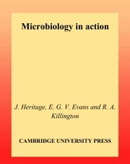Microbiology in Action