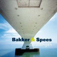 B&S Opleidingen - Bakker & Spees