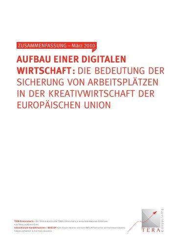 Kurzzusammenfassung der Studie in Deutsch - ICC Deutschland