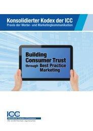 Konsolidierter Kodex der ICC - ICC Deutschland