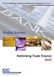 Rethinking Trade Finance ICC Global Survey - Coastline Solutions