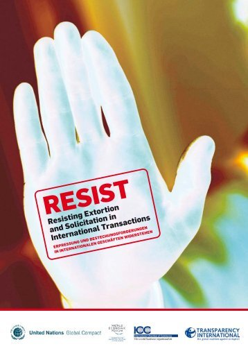 RESIST - ICC Deutschland