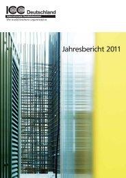 Jahresbericht 2011 - ICC Deutschland