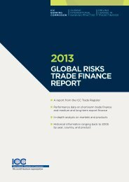2013 global risks trade finance report - ICC Deutschland