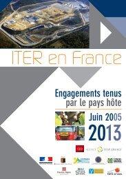 ITER en France - iter france