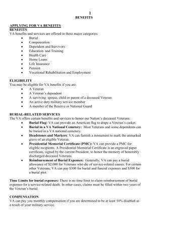 SECTION VI 23. Remarks (I