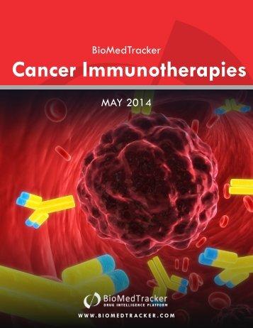 Cancer_Immunotherapies_Report