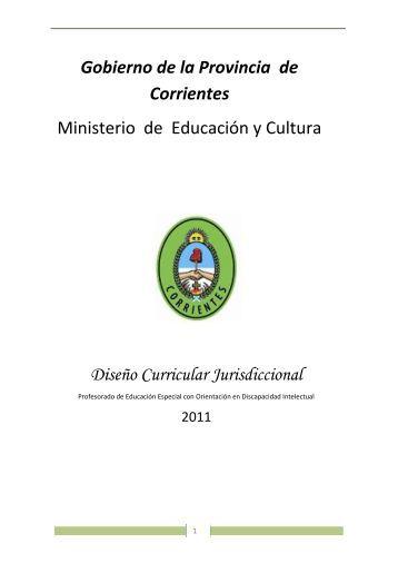 Gobierno de la Provincia de Corrientes - Dirección General de ...