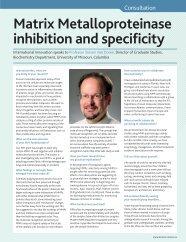 View the article on Dr. Van Doren. - Biochemistry - University of ...