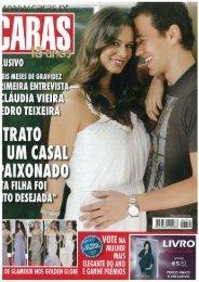 Revista Caras 15anos Fevereiro de 2010 - Kituki