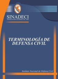 Terminología de Defensa Civil - Biblioteca Virtual en Prevención y ...