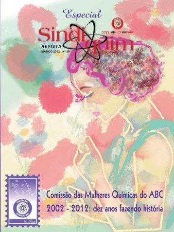 Download Publicação Comissão das Mulheres Químicas do ABC