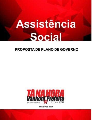 Assistência Social - WordPress.com