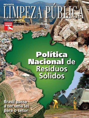 Política Nacional de Resíduos Sólidos - ABLP Associação Brasileira ...